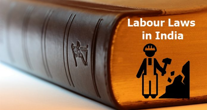 PIL in Supreme Court opposing labor law amendments in many states..