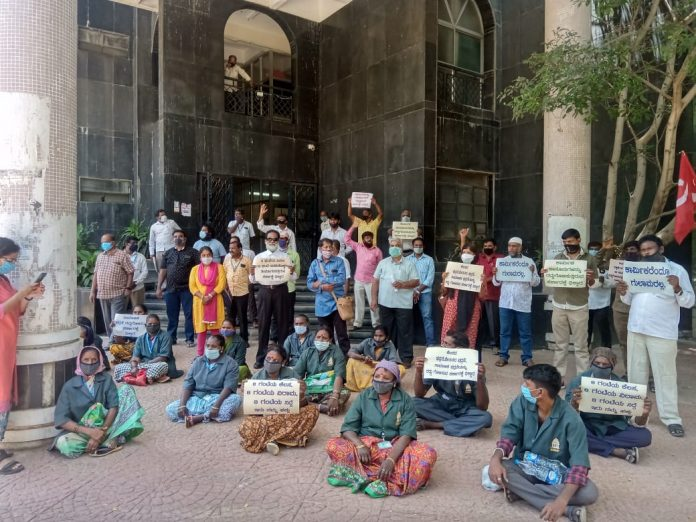 Protests against 12 hour work and amendments to labor laws