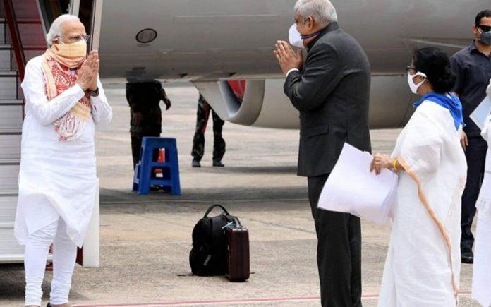 Factc heck: when Modi visits West Bengal Is Chowkidar Chor Hai's slogans rised is true?