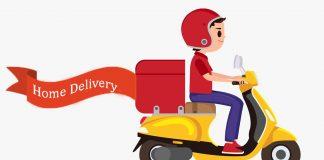 home delivery ಹೋಂ ಡೆಲೆವೆರಿ