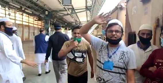 Fact Check: Pakistan zindabaad slogan rises in Mumbai is true?