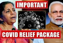 65% of Modi's Rs 20 lakh crore rs package is already announced!