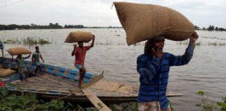 ಅಸ್ಸಾ ಪ್ರವಾಹ ಹಾಗೂ ಭೂಕುಸಿತದಿಂದ 70 ಜನರು ಮೃತ