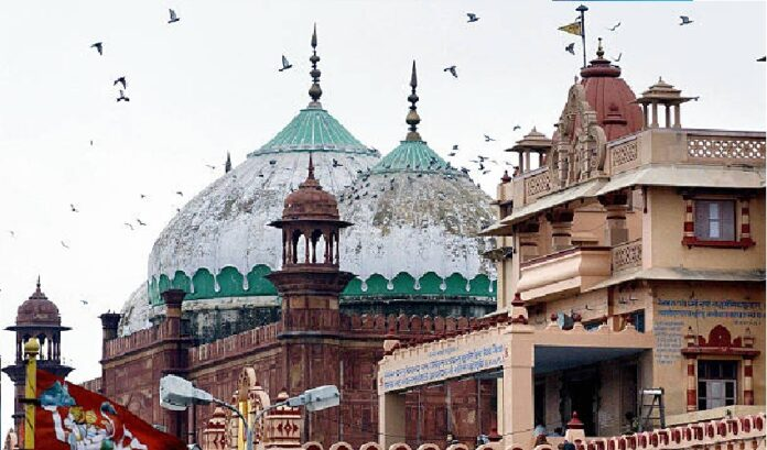 ಮಥುರಾ: ಈದ್ಗಾ ಮಸೀದಿ ತೆರವು ಕೋರಿದ್ದ ಮನವಿ ವಜಾಗೊಳಿಸಿದ ಸಿವಿಲ್ ನ್ಯಾಯಾಲಯ