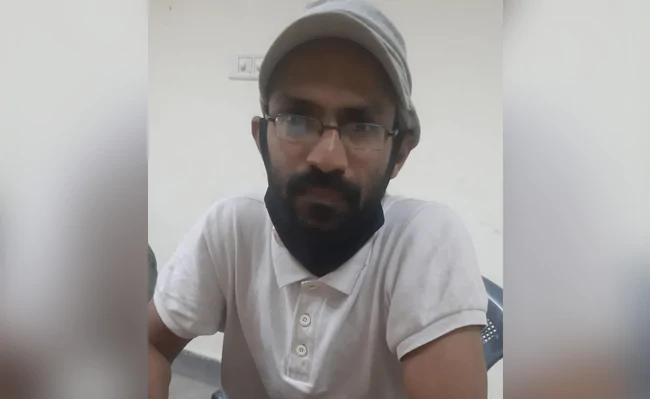 ಹತ್ರಾಸ್: ಬಂಧಿತ ಪತ್ರಕರ್ತನ ಮೇಲೆ