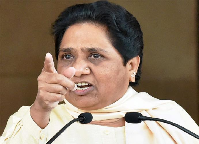 ಯುಪಿ ರಾಜ್ಯಸಭೆ ಚುನಾವಣೆ: BJPಗೆ ಬೆಂಬಲ ನೀಡಲು ಸಿದ್ಧ; ಮಾಯಾವತಿ