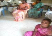 ದಲಿತ ಮಹಿಳೆ ಎಂದು ಗ್ರಾ.ಪಂ ಅಧ್ಯಕ್ಷೆಗೆ ಕುರ್ಚಿ ನಿರಾಕರಣೆ