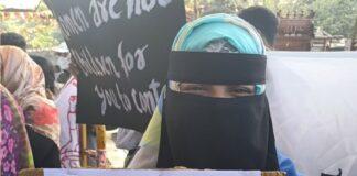 ಬೆಂಗಳೂರು: ಪ್ರೀತಿಗಾಗಿ ಪ್ರತಿಭಟನೆ ನಡೆಸಿದ ವಿವಿಧ ಸಂಘಟನೆಗಳು