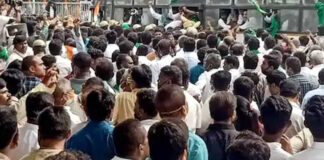 ರಾಜಭವನ ಚಲೋ: ಡಿಕೆಶಿ, ಸಿದ್ದರಾಮಯ್ಯ ಅವರನ್ನು ವಶಕ್ಕೆ ಪಡೆದ ಪೊಲೀಸರು