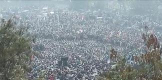 ಟಿಕಾಯತ್ ಮನವಿಗೆ ಭಾರೀ ಸ್ಪಂದನೆ: ಮುಜಫ್ಪರ್ ನಗರದಲ್ಲಿ ಉತ್ತರಪ್ರದೇಶದ ಸಾವಿರಾರು ರೈತರು