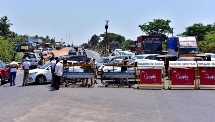 ಕೊರೊನಾ - ಕೇರಳ ಸಂಪರ್ಕಿಸುವ 9 ರಸ್ತೆಗಳನ್ನು ಮುಚ್ಚಲಿರುವ ದಕ್ಷಿಣ ಕನ್ನಡ ಜಿಲ್ಲಾಡಳಿತ!