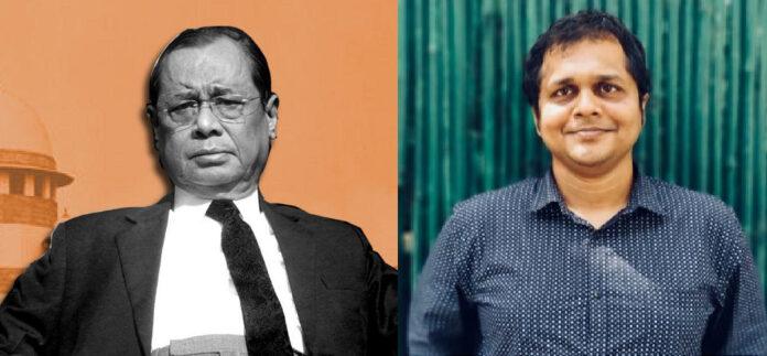 ಮಾಜಿ ಸಿಜೆಐ ರಂಜನ್ ಗೊಗೊಯ್ ವಿರುದ್ಧ ನ್ಯಾಯಾಂಗ ನಿಂದನೆ ಪ್ರಕರಣ ದಾಖಲಿಸಿ: ಸಾಕೇತ್ ಗೋಖಲೆ ಆಗ್ರಹ