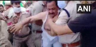 ಬಿಜೆಪಿ ಶಾಸಕನ ಮೇಲೆ ಹಲ್ಲೆ ಪ್ರಕರಣದಲ್ಲಿ ನಮ್ಮ ರೈತರು ಭಾಗಿಯಾಗಿಲ್ಲ-ರಾಕೇಶ್ ಟಿಕಾಯತ್