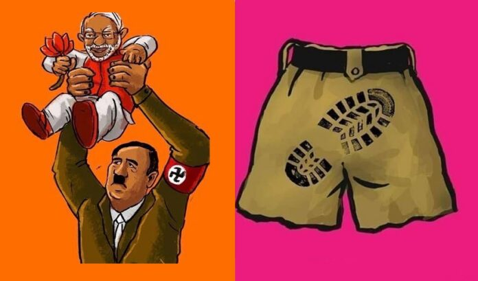ಪ್ರಧಾನಿಯ ದಕ್ಷಿಣ ಭಾರತ ಭೇಟಿ: 'ವಾಪಾಸ್ ಹೋಗಿ ಫ್ಯಾಸಿಸ್ಟ್ ಮೋದಿ' ಟ್ವಿಟರ್ ಟ್ರೆಂಡ್! | Naanu gauri