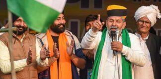 ಶಾಹಿನ್ಬಾಗ್ ಅನ್ನು ನಡೆಸಿಕೊಂಡಂತೆ ರೈತ ಹೋರಾಟಗಾರರನ್ನು ನಡೆಸದಿರಿ: ಕೇಂದ್ರಕ್ಕೆ ಟಿಕಾಯತ್ |ನಾನುಗೌರಿ