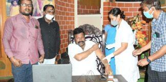 ಸಚಿವ ಬಿ.ಸಿ. ಪಾಟೀಲ್ಗೆ ಕೊರೊನಾ ಲಸಿಕೆ ನೀಡಿದ್ದ ವೈದ್ಯಾಧಿಕಾರಿ ಅಮಾನತು! | Naanu gauri