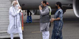 ತೌತೆ ಚಂಡಮಾರುತ - ಹಾನಿ ಪರಿಶೀಲನೆಗೆ ಗುಜರಾತ್ ತಲುಪಿದ ಪ್ರಧಾನಿ! | Naanu gauri