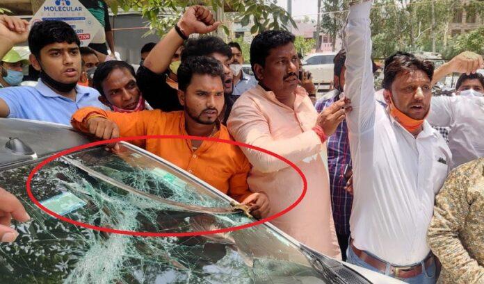 ರೈತ ವಿರೋಧಿ ಘೋಷಣೆ ಕೂಗಿ, ಅನ್ನದಾತರ ವಿರುದ್ದ ಕತ್ತಿ ಎತ್ತಿದ BJP ಕಾರ್ಯಕರ್ತರು | Naanu gauri