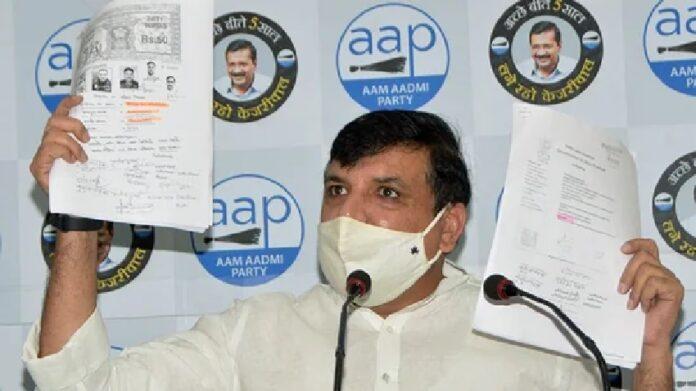 ಬಿಜೆಪಿಗೆ ಭ್ರಷ್ಟಾಚಾರಿಗಳ ಮೇಲೆ ನಂಬಿಕೆಯೆ ಹೊರತು ರಾಮನ ಮೇಲಲ್ಲ: AAP ಸಂಸದ | Naanu gauri