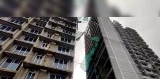ಮುಂಬೈ: ನಿರ್ಮಾಣ ಹಂತದ ಕಟ್ಟಡದ ಲಿಫ್ಟ್ ಕುಸಿದು ನಾಲ್ವರು ಸಾವು