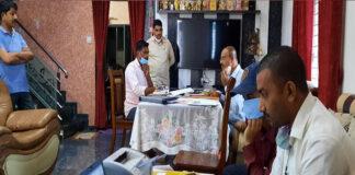 ರಾಜ್ಯದ ವಿವಿಧ ಜಿಲ್ಲೆಗಳ 9 ಅಧಿಕಾರಿಗಳ ಮನೆ ಮೇಲೆ ಎಸಿಬಿ ದಾಳಿ