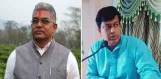 ಪ.ಬಂಗಾಳ: ಬಾಬುಲ್ ಸುಪ್ರಿಯೋ ರಾಜೀನಾಮೆ ಬೆನ್ನಲ್ಲೇ ಬಿಜೆಪಿ ಮುಖ್ಯಸ್ಥರ ಬದಲಾವಣೆ