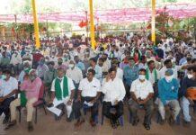 ಯಲಹಂಕ - ತಮ್ಮ ನೆಲದ ಹಕ್ಕಿಗಾಗಿ ಬಿಡಿಎ ವಿರುದ್ದ 17 ಹಳ್ಳಿಗಳ ರೈತರಿಂದ ಬೃಹತ್ ಪ್ರತಿಭಟನೆ | Naanu gauri