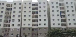 ಬೆಂಗಳೂರು: ಕುಸಿಯುವ ಭೀತಿಯಲ್ಲಿ ಪೊಲೀಸ್ ಕ್ವಾಟ್ರಸ್, 32 ಕುಟುಂಬಗಳ ಸ್ಥಳಾಂತರ