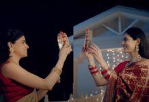 ಲೆಸ್ಬಿಯನ್ ಜೋಡಿಯ 'ಕರ್ವಾ ಚೌತ್' ಜಾಹೀರಾತು! - ಮಿಶ್ರ ಪ್ರತಿಕ್ರಿಯೆ | Naanu gauri